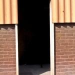 PEDESTRIAN DOOR